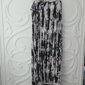 Cynthia Rowley 2X Maxi Skirt